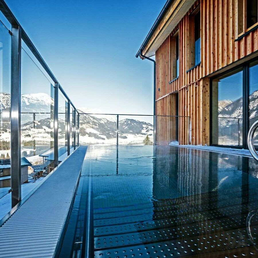 Chalet with pool Schladming Styria