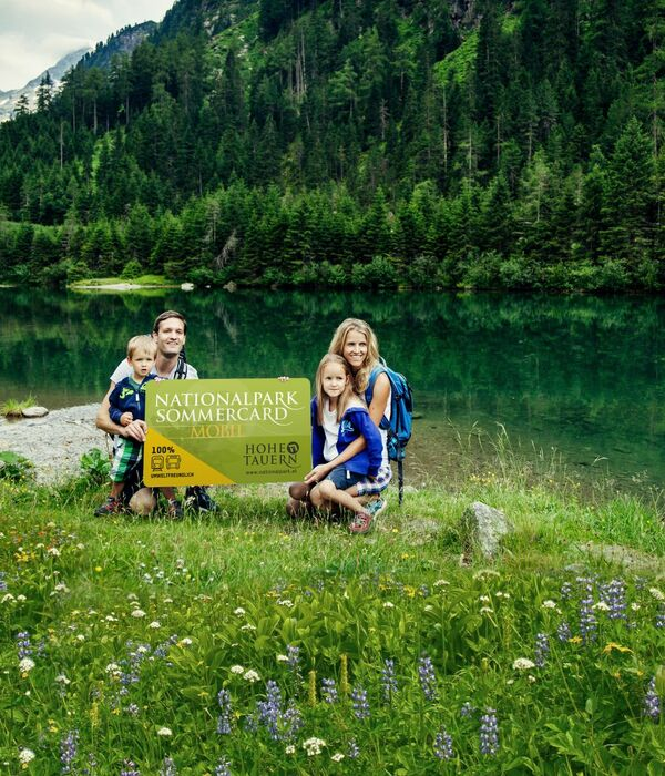 Sommercard - Nationalpark Hohe Tauern